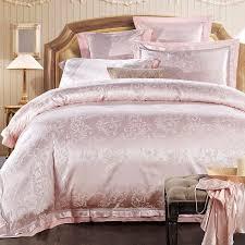 dusty pink scroll pattern sequin