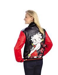home betty boop jacket