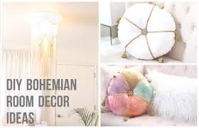 diy bohemian room decor ideas