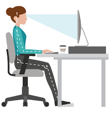 is your desk ergonomically set up