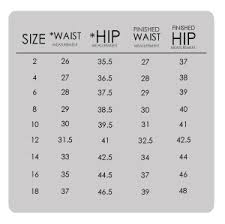 Crochet Baby Skirt Size Chart Pleated Pencil Skirt Pattern Release