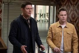 Майк карпентер / mike carpenter. Supernatural Recap Season 15 Episode 17 Spoiler Wants To Be God Tvline