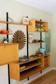mid century modern bookshelf medium size of storage organizer danish modern bookcase mid century horizontal shelf