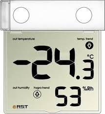 Купить <b>термометр RST 01278</b>: цены от 1097 р. в интернет ...