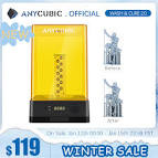 <b>ANYCUBIC Wash & Cure</b> 2.0 For Mars Photon Photons LCD SLA ...