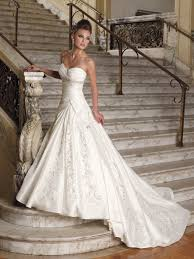 a line wedding dresses y1813 wedding dress