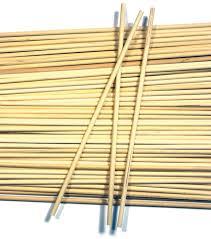 wood craft dowels 6 u0022 30 pkg
