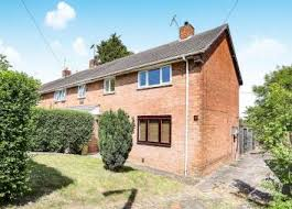 Thumbnail 3 Bedroom End Terrace House For Sale In Greenlands Avenue,  Redditch