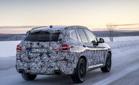 2018 bmw x3. modren 2018 2018 bmw x3 teaser and