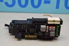 mercedes c c sam fuse box 08 14 w204 mercedes c300 c350 c250 trunk sam fuse relay box oem 2049060205