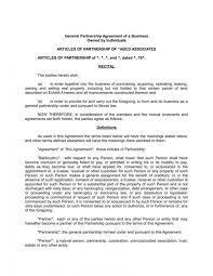 Partnership Agreement Template Pdf Luxury Business