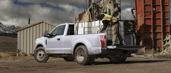 Ford Truck Payload Chart 2020 Ford Super Duty Truck Capability Features Ford Com