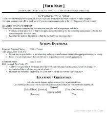 Lpn Resume Skills New Resume New Resume Sample Of Resume Download By