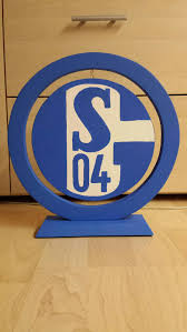 Maybe you would like to learn more about one of these? Schalke 04 Zeichen Wappen Selbstgemacht In 35644 Hohenahr For 30 00 For Sale Shpock
