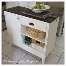 Kitchen Island Open Shelves Remodelaholic Upcycled Vintage Desk Into Kitchen Island With Storage