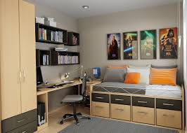 Bedrooms For Teenage Guys Cool Small Bedroom Ideas In Endearing Small Bedroom Ideas For