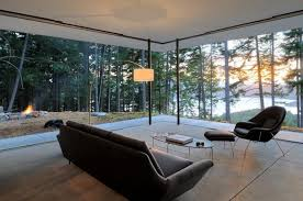 interior 15 amazing glass walls living room designs rilane adorable wall for home fantastic 5