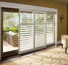 interior sliding door wood blinds brilliant on interior in vertical faux for glass doors design jpg