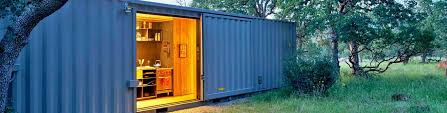shipping container home labor. Off-grid Shipping Container Cabin Has A Warm Wooden Interior Home Labor