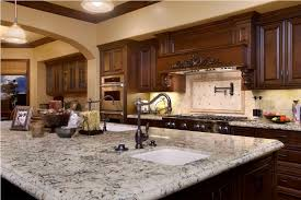 types of countertops material