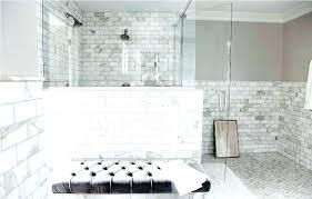 white marble subway tile. Interesting White Terrific Marble Subway Tile Bathroom White  In White Marble Subway Tile
