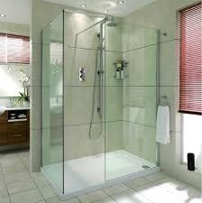 Walk In Shower Enclosure Aqata Spectra Walk In Corner Shower Enclosure Sp405 Uk Bathrooms