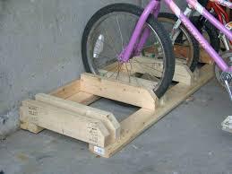 diy bike rack wood apartment storage solutions wood bike storage racks homemade