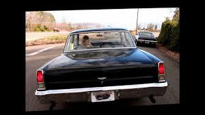 1967 Chevy Nova 2 Door Black - YouTube