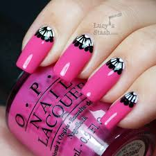 Decorative Nail Art Designs Half Moon Manicure Instructions Inspiring Nail Ideas 12