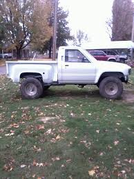 Chevy stepside on 1994 toyota - YotaTech Forums