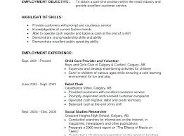 Part Time Job Resume Objective Part Time Resume Part Time Job Resume ...