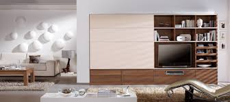 Large Tv Cabinets Furniture Large Brown Wooden Tv Cabinets With Cream Doors Having