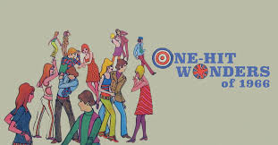 Pop Charts 1966 13 One And Two Hit Wonders From 1966