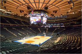 Madison Square Garden Basketball Seating Chart Awesome