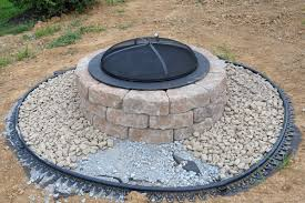 Stacked Stone Fire Pit stylish design stone fire pit designs magnificent 1000 images 6507 by uwakikaiketsu.us