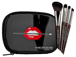 make up for ever travel brush set
