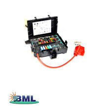 land rover range rover fuses fuse boxes land rover range rover p38 1994 to 2002 fuse box assembly part amr6405 fits land rover range rover