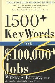1500 Key Words For 100 000 Jobs Tools To Build Winning