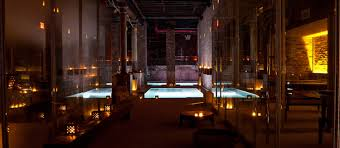 A Secret Greco Romanesque Bathhouse Exists In Tribeca Viewing Nyc