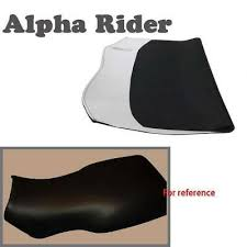 alpha rider new vinyl seat cover for