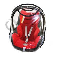 baby quality car seat rain cover for