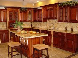 Cherry Cabinets In Kitchen Kitchen Cabinets Tools Cosbellecom Kitchen Cabinet Installation