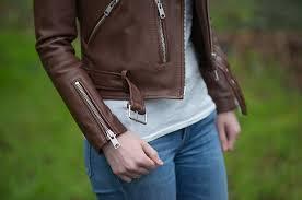 all saints balfern sahara leather biker jacket review fashion