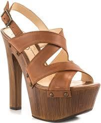 ultra chunky wooden platform jessica simpson damelo sandals