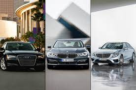 Audi Vs Bmw Vs Mercedes Benz In The Modern Era