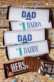 chocolate bar wrappers fathers day candy bar wrappers lil luna