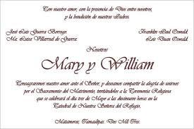 Texto Para Invitaciones El Bodablog De Patricia Y Javier