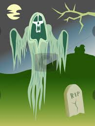 Image result for clipart scary graveyard