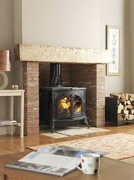 vermont defiant woodburning stove beam wider than wall