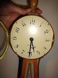 linden wall clock linden wall clock parts linden wall clock instructions vintage banjo wall clock wind